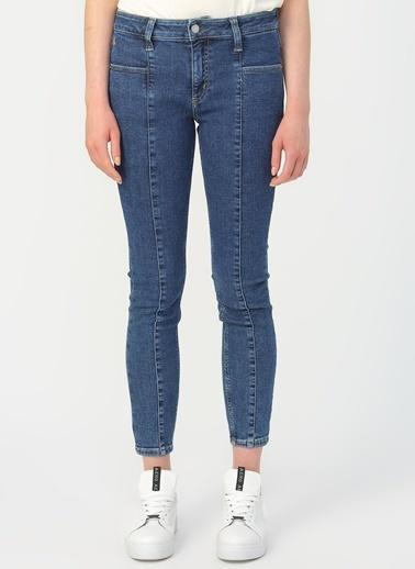 Calvin Klein Jean Pantolon Mavi